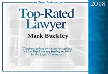 Mark Buckley Client Award 2018