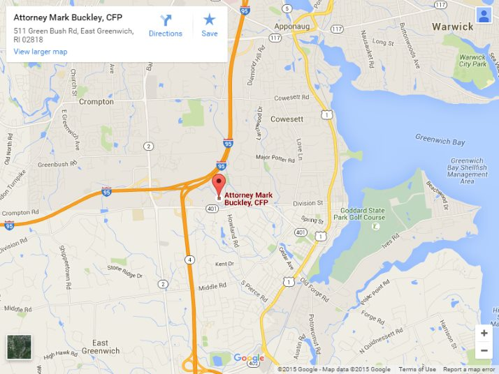 Direction to Mark Buckley Attorney